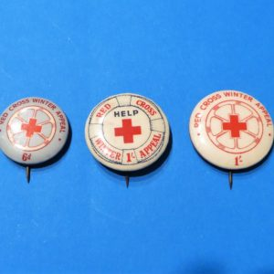 Australian Red Cross Winter Appeal Trio
