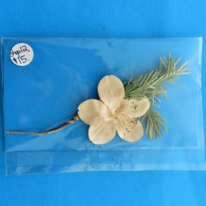 German Charity Flower Sprig