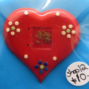 German Charity Heart Badge