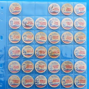 Milk Bottle Cap Set – American Presidents