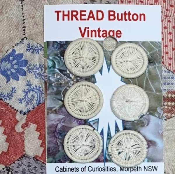morpeth antique centre hunter valley Cabinets of Curiosities buttons vintage thread