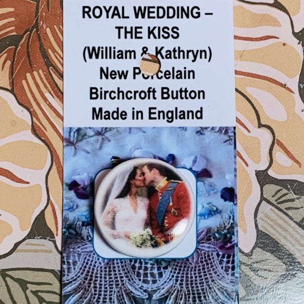 morpeth antique centre hunter valley Cabinets of Curiosities buttons vintage Royal wedding kiss birchcroft