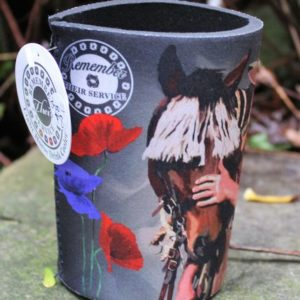 Drink Cooler – Remember Their Service Light Horse