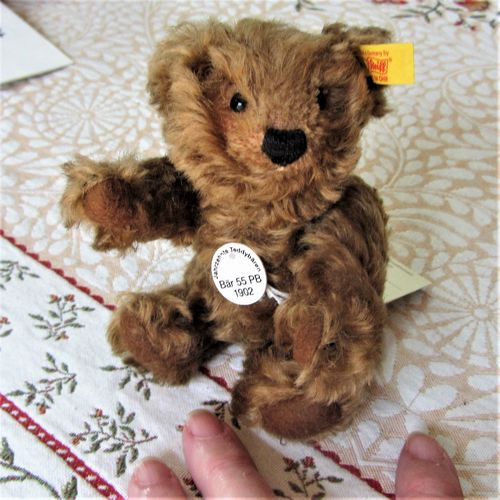 morpeth teddy bears hunter valley Steiff open edition 55PB 1902 mohair small