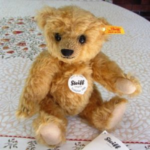 Classic 1906 Teddy Bear, reddish blond 25cm