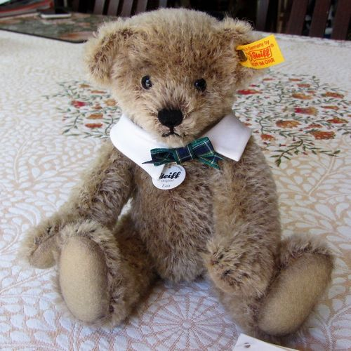 morpeth teddy bears hunter valley Steiff open edition Leo mohair