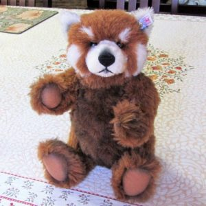 Red Panda Ted