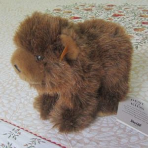 morpeth teddy bears hunter valley Steiff open edition Urs brown bear