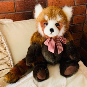 Truckle, Red Panda Bearhouse Bear (back-ordered)