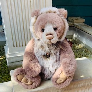 Morpeth teddy bears hunter valley charlie plush Molly Coddle