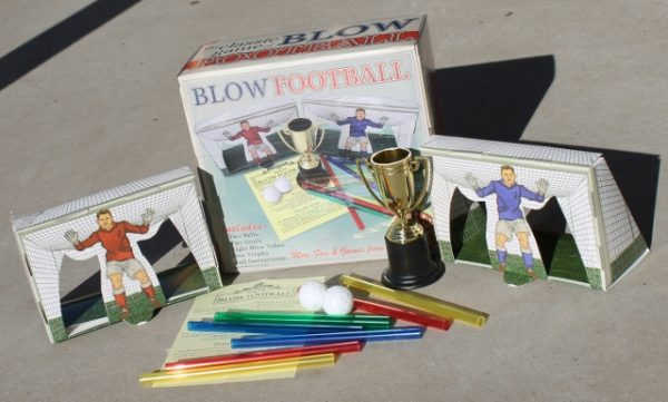 morpeth gift gallery hunter valley blow football soccer game in a box house of marbles