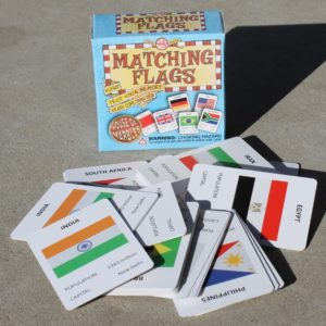 Matching Flags Game