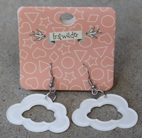 morpeth antique centre hunter valley erstwilder brooch earrings necklace care bears cloud bubble drop stud glitter white pink