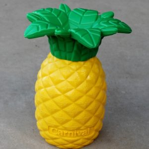 Carnival Cruises Pineapple Cocktail Container