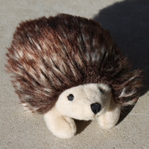 Finger Puppet – Hedgehog