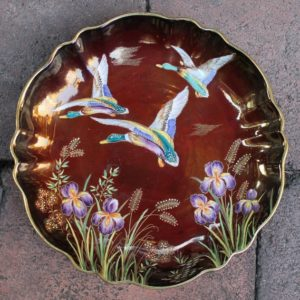 Flying Ducks Plate
