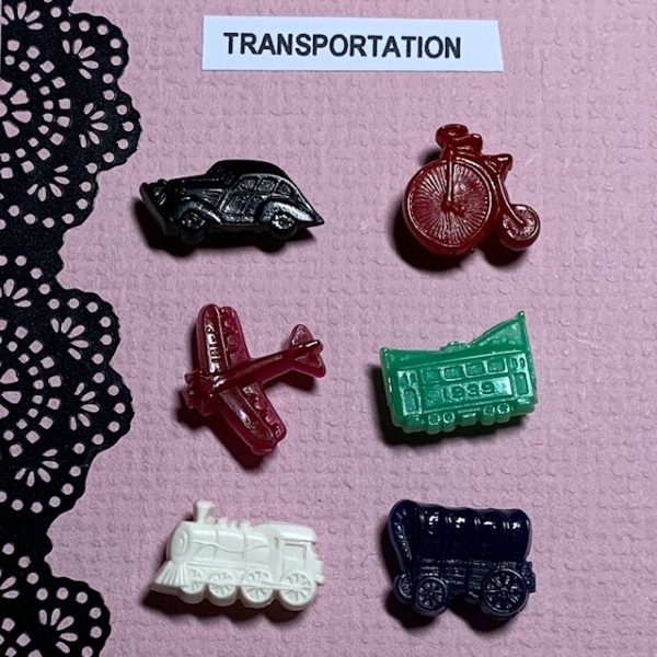 morpeth buttons antiques vintage set realistics Goofy hunter valley transportation