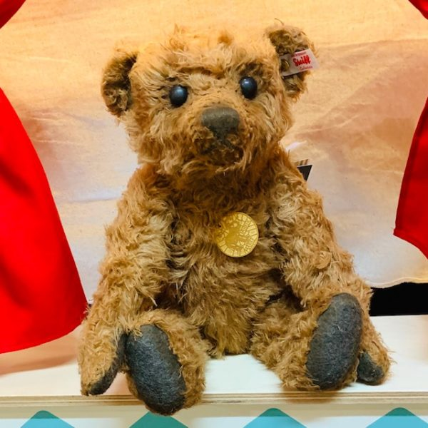 morpeth teddy bears Steiff limited edition Hansel hemp