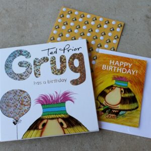 Grug Has a Birthday – Gift Pack
