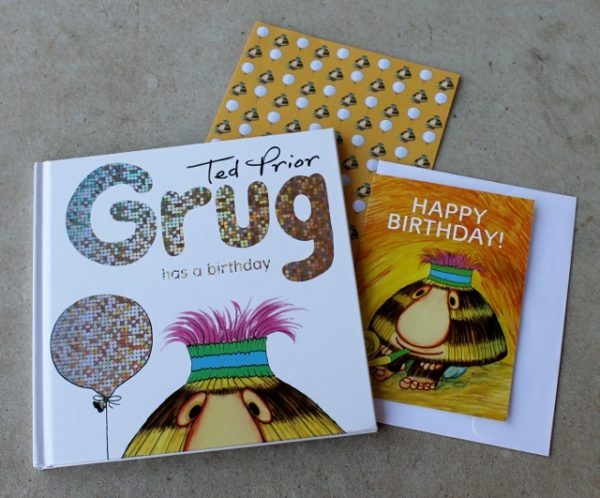 morpeth gift gallery hunter valley grug ted prior happy birthday australian bush character has a children's book hardcover
