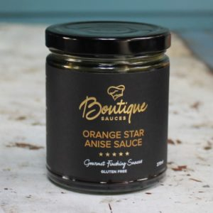 morpeth gourmet foods hunter valley boutique sauces orange star anise sauce