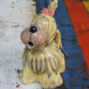 Shaggy Dog Teapot
