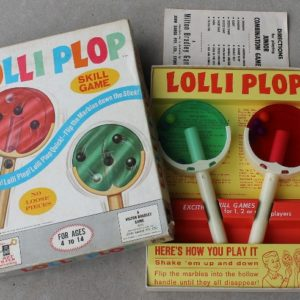 'Lolli Plop' Game – As Found Condition