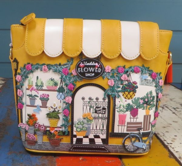 morpeth gift gallery hunter valley vendula london flower shop florist shopper handbag vegan friendly leather collectable