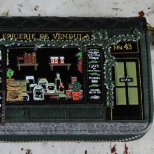 Vendula Epicerie Zip Around Wallet – Small