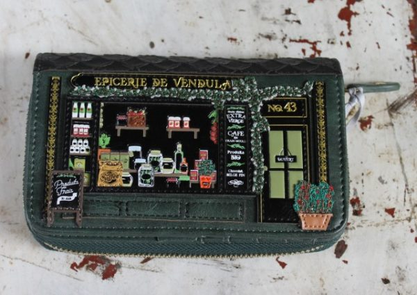 morpeth gift gallery hunter valley vendula london epicure epicerie zip around medium small wallet handbag