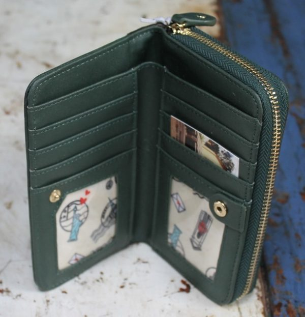 morpeth gift gallery hunter valley vendula london epicure zip around medium small wallet handbag