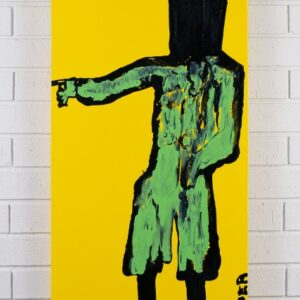 Artwork – Ned Kelly – SOLD