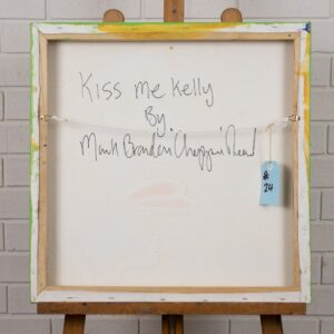 Artwork – Kiss Me Kelly