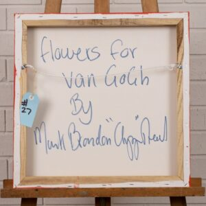 Artwork – Flowers For Van Gogh