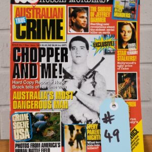 Australian True Crime Magazine – Chopper Article