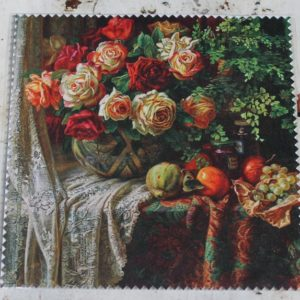 Cleaning Cloth – Roses