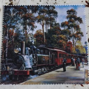 Cleaning Cloth – Steam Train