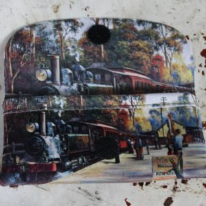 Glasses Case – Steam Train