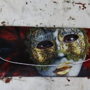 Glasses Case – Masquerade