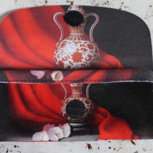 Glasses Case – Oriental Vase