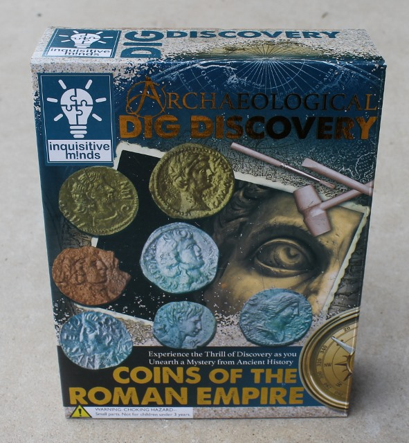 morpeth gift gallery hunter valley geological discovery dig it out ancient roman coins activity replicas kit for children adults family fun