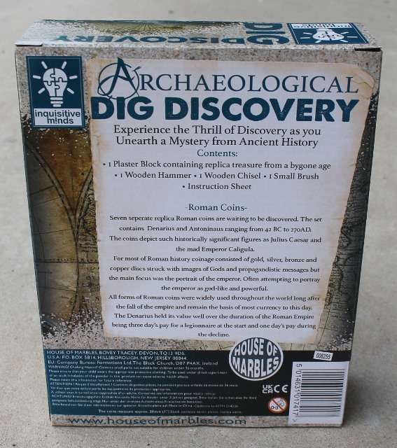 morpeth gift gallery hunter valley geological discovery dig it out roman coins replica activity kit for children adults family fun
