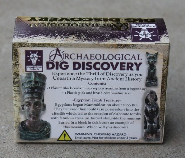 morpeth gift gallery hunter valley geological discovery dig it out ancient egypt artifact kit for children adults family fun
