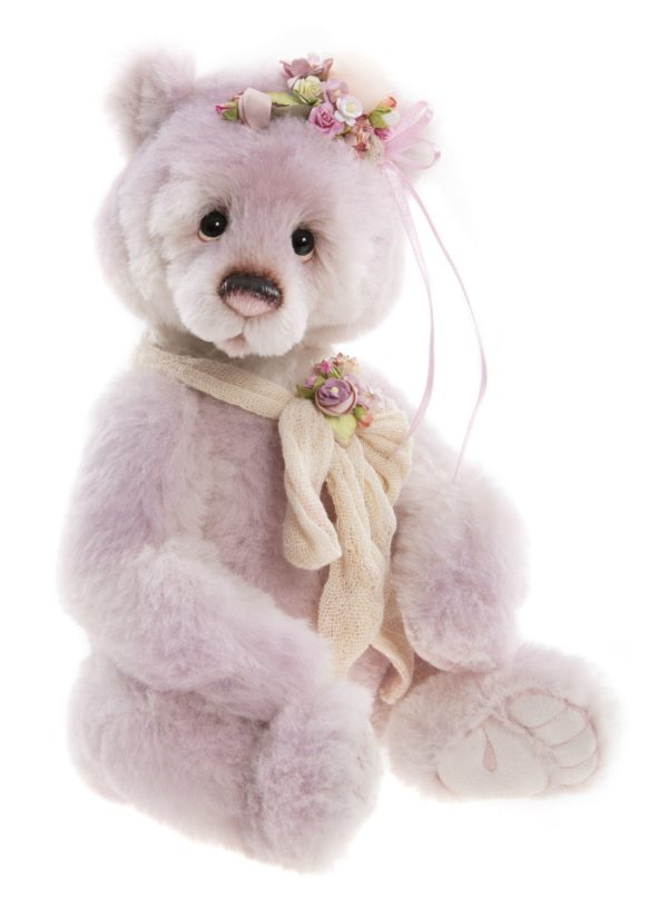 Morpeth Teddy Bears Charlie Bear Isabelle mohair Alpaca Collection Hunter Valley Adalie