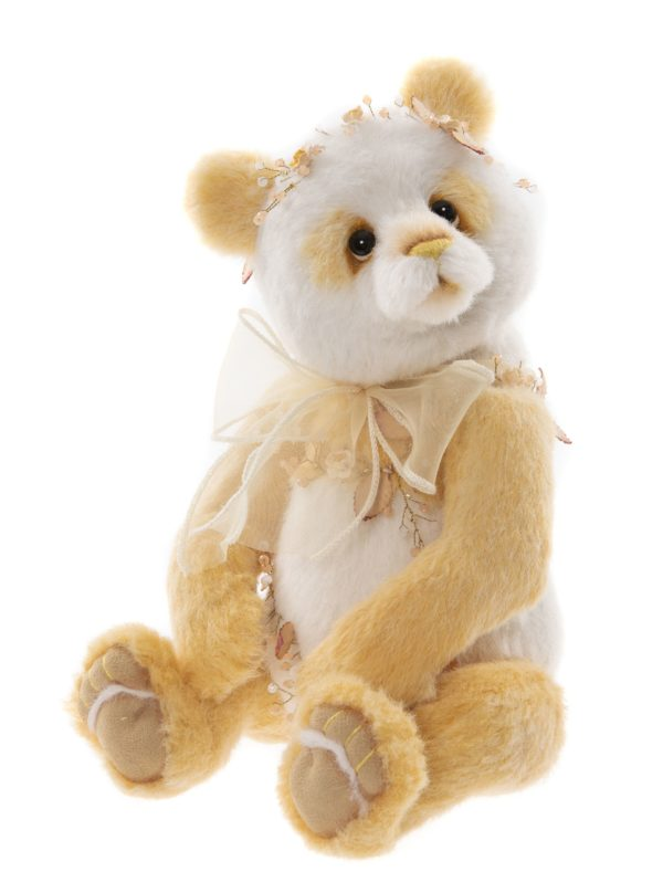 Morpeth Teddy Bears Charlie Bear Isabelle mohair Alpaca Collection Hunter Valley Marigold