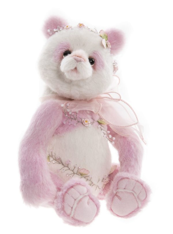 Morpeth Teddy Bears Charlie Bear Isabelle mohair Alpaca Collection Hunter Valley Petunia