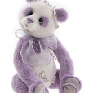 Morpeth Teddy Bears Charlie Bear Isabelle mohair Alpaca Collection Hunter Valley Lavender