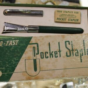 Pocket Stapler